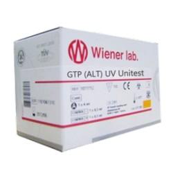GPT (ALT) UV AA LIQUIDA 4x40 + 1x40 ml WIENER LAB