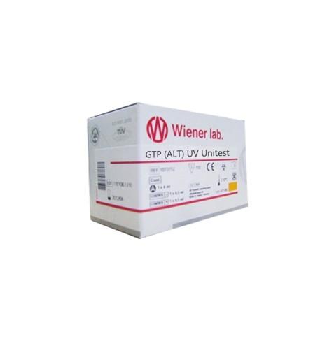 GPT (ALT) UV AA LIQUIDA 4x40 + 1x40 ml WIENER LAB - Quimex