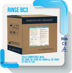 RINSE PARA MINDRAY BC3 20LT LABNOVATION