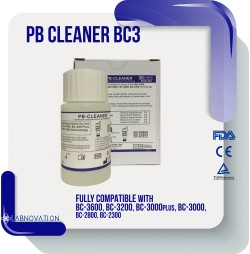PB-CLEAN PARA MINDRAY BC3 2X50ML LABNOVATION