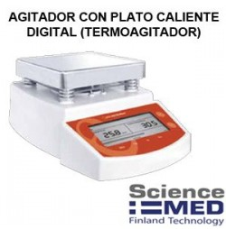 TERMOAGITADOR DIGITAL SM400 SCIENCEMED